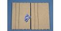 CMK Maquettes Bateau ml80303 ROUTE PAVEE DE QUAIS AVEC RAILS 1/7