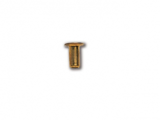 Constructo 80040 Oeillets 2.5x5mm