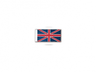 Constructo 80190 Drapeau Union Jack 36*70mm