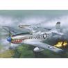 italeri maquette avion 0086 F-51D Mustang 1/72