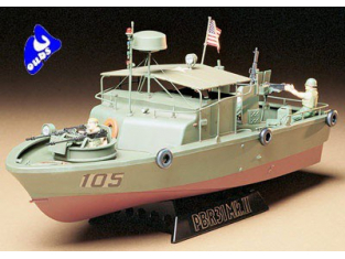 Tamiya maquette militaire 35150 U.S. Navy PBR31 MkII &39Pibber&39 1/35