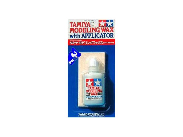 tamiya 87036 Polish Modeling Wax
