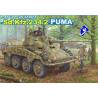 dragon maquette militaire 6256 Sd.Kfz.234/2 PUMA 1/35