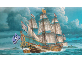 REVELL maquette bateau 05728 coffret Batavia 1/150