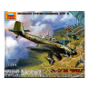 Zvezda maquette avion 6123 JUNKERS Ju 87 STUKA 1/144