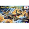 Amodel maquettes avion 1411 AVRO LANCASTER B. I/B. III 1/144