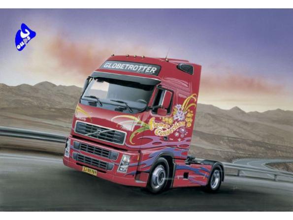 italeri maquette camion 3821 volvo 1/24