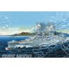 "Trumpeter maquette bateau 03701 CUIRASSE USS BB-39 ""ARIZONA"" US NAVY 1/200"