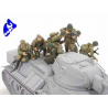 tamiya maquette militaire 32521 Infanterie Russe 1/48