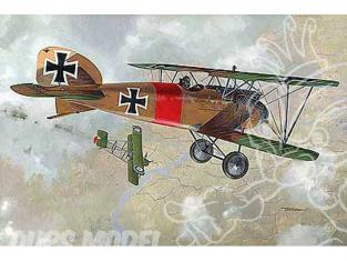 Roden maquettes avion 606 ALBATROS DIII 1917 1/32