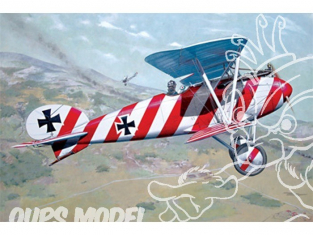 Roden maquettes avion 608 ALBATROS DIII (OAW) 1/32
