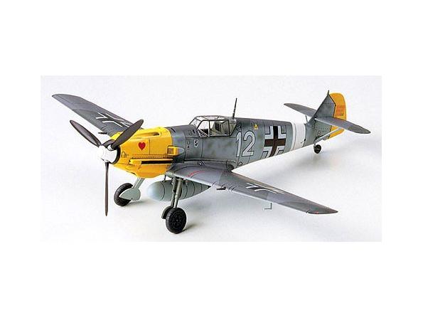 tamiya maquette avion 60755 Messerschmitt Bf109 E-4/7 1/72