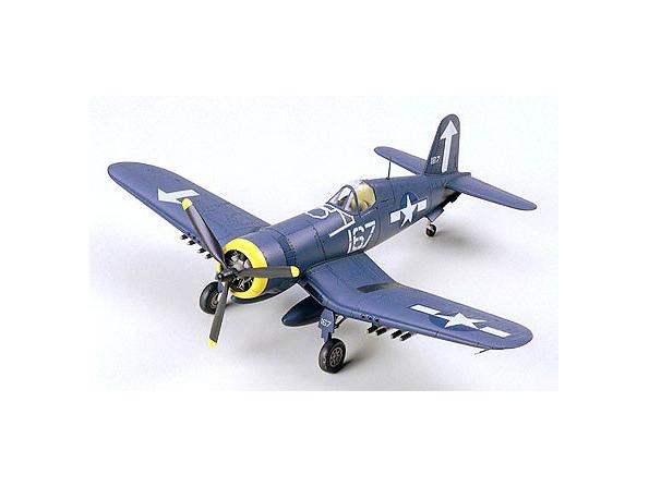 tamiya maquette avion 60752 Vought F4U-1D Corsair 1/72