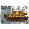 Afv Club maquette militaire 48006 STURMTIGER 1/48