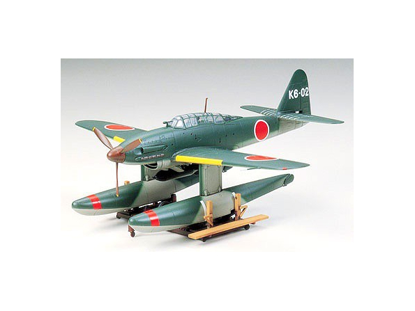 tamiya maquette avion 60737 Aichi M6A1 Seiran 1/72