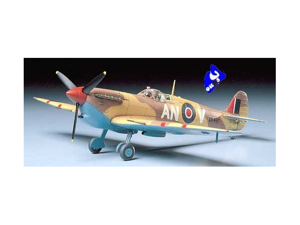 tamiya maquette avion 61035 Super MC Spitfire Mk.Vb Trop 1/48