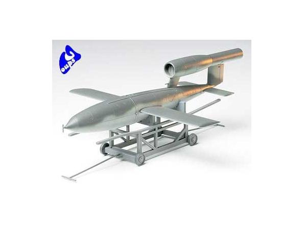 tamiya maquette avion 61052 V-1 (Fiseler Fi103) 1/48
