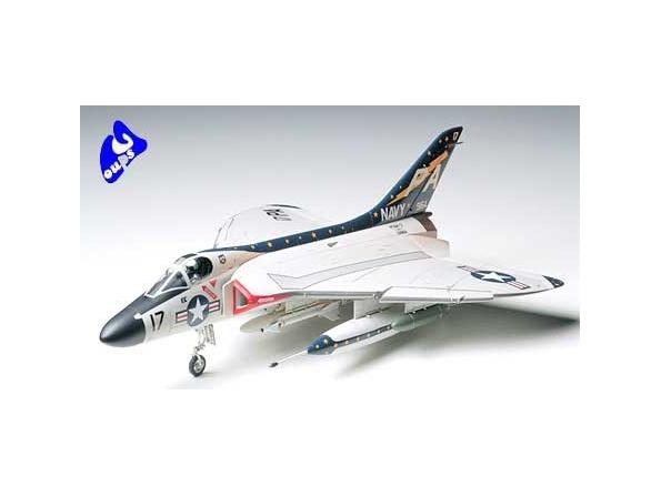 tamiya maquette avion 61055 Douglas F4D-1 Skyray 1/48