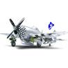 tamiya maquette avion 61090 P-47D Thunderbolt Bubbletop 1/48