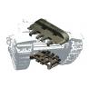 afv club maquette 35183 CHENILLES B.T.S. 3 heavy Built Up pour CHURCHILL Tanks 1/35