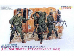 dragon maquette militaire 3305 us marines 1/35