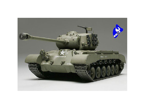 tamiya maquette militaire 32537 M26 Pershing 1/48