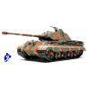 tamiya maquette militaire 32539 King Tiger Porsche Turret 1/48