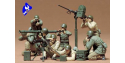 tamiya maquette militaire 35086 U.S. Gun and Mortar Team 1/35