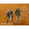 CMK figurine f35069 EQUIPAGE UH 60 U.S.AIRBONE 1/35