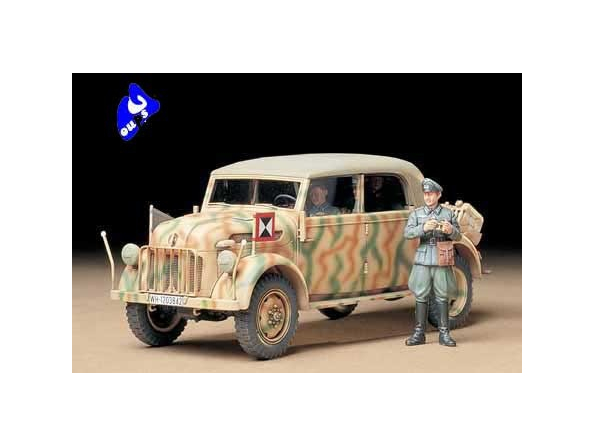 tamiya maquette militaire 35235 S GL Pkw Steyr Typ 1 1500A - Kom