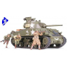 tamiya maquette militaire 35250 M4A3 Sherman 75mm 1/35