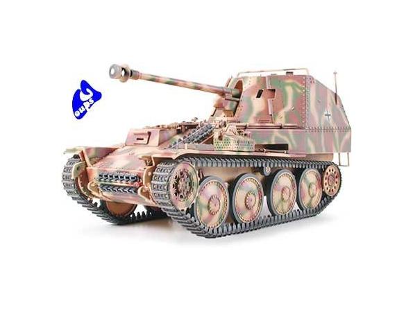 tamiya maquette militaire 35255 German Tank Destroyer Marder 1/3