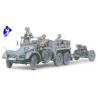 tamiya maquette militaire 35259 Krupp Towing Truck w/37mm Pak 1/