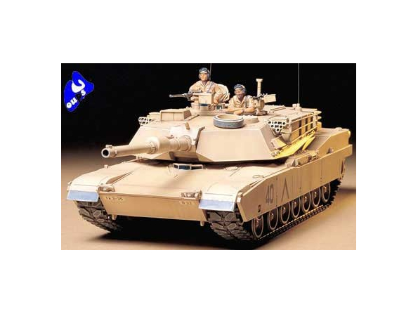 tamiya maquette militaire 35156 U.S.M1A1 Abrams 1/35
