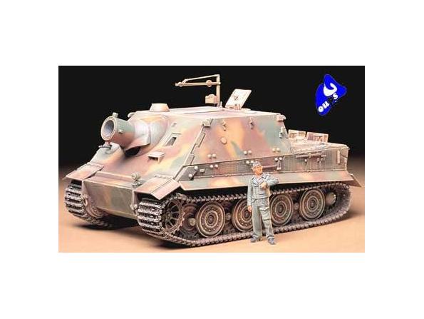tamiya maquette militaire 35177 38cm Assault Mortar Sturmtiger 1
