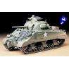 tamiya maquette militaire 35190 U.S. Medium Tank M4 Sherman 1/35