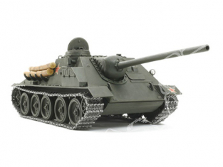 Tamiya maquette militaire 25104 Chasseur de Chars SU-100 1/25