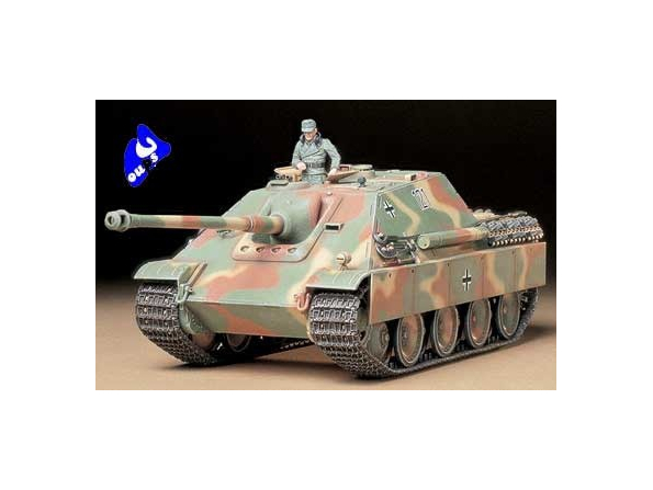 tamiya maquette militaire 35203 Jagdpanther Late Version 1/35