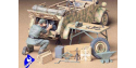 tamiya maquette militaire 35220 Kuebelwagen Engine Set 1/35