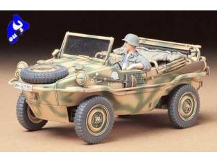 tamiya maquette militaire 35224 Schwimmwagen Type 166 1/35