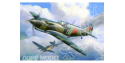 Zvezda maquette avion 6118 Lavotchkine LaGG-3 1/144