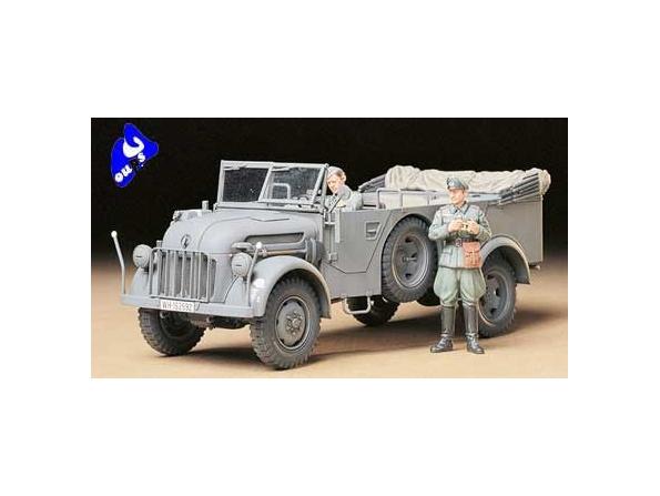tamiya maquette militaire 35225 German Steyr 1500A/01 1/35