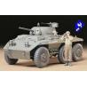tamiya maquette militaire 35228 U.S. M8 Light Truck Greyhound