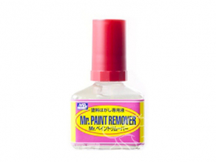 Mr Hobby t114 PAINT REMOVER