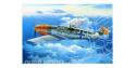 TRUMPETER maquette avion 02289 MESSERSCHMITT BF 109E-4 1/32