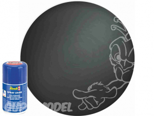 Revell 34109 Bombe acrylique Anthracite mat