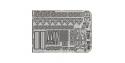 EDUARD photodecoupe 48680 EA-6B Mecanisme pour plier Ailes 1/48