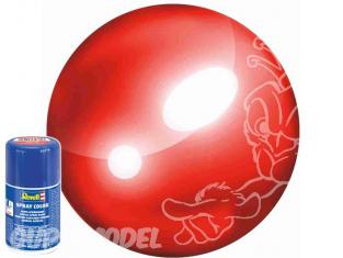 Revell 34131 Bombe acrylique Rouge vif brillant