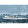 Trumpeter maquette bateau 05321 DESTROYER ALLEMAND (Zerstorer) Z-25 1/350
