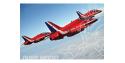 ITALERI maquette avion 1303 Hawk T1A red Arrows 1/72